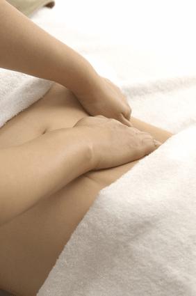 Abdominal Hara massage