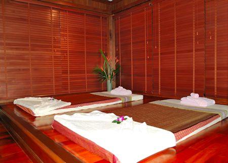 Massage Environment
